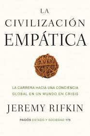 foto del libro la civiliación empática de Jeremy Rifkin